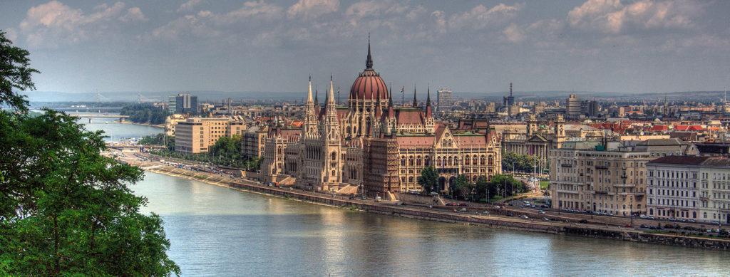 Budapest, Vienna and Prague