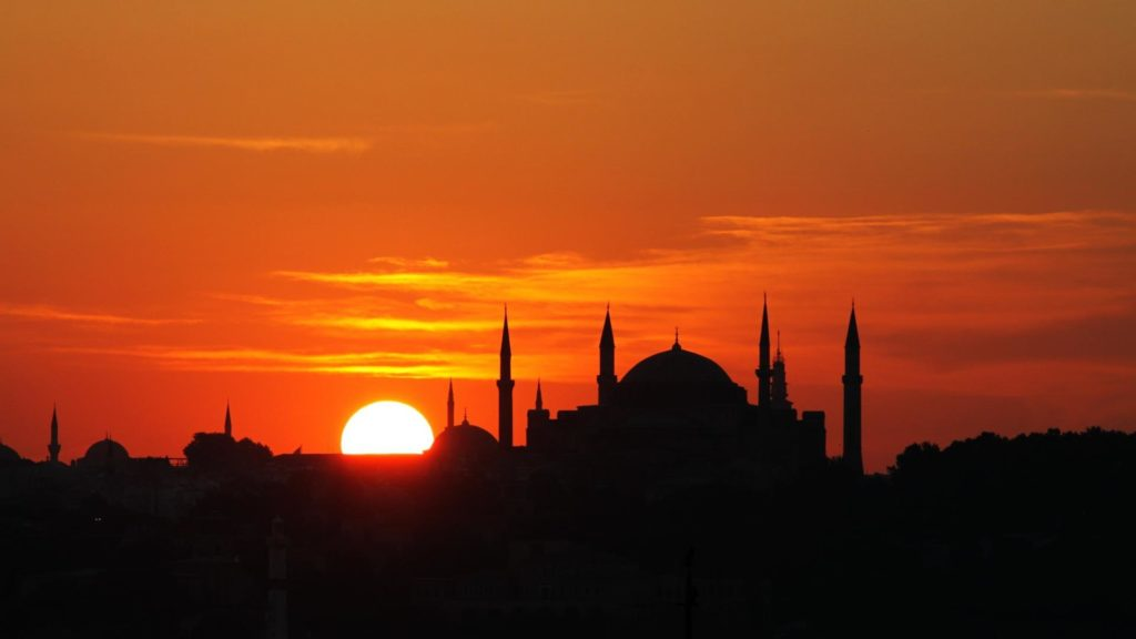 London to Istanbul: Epic Journey