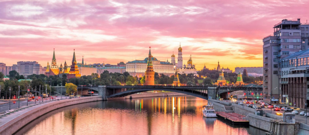 London to Russia by Rail