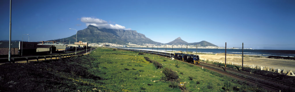 The Blue Train: Pretoria to Cape Town