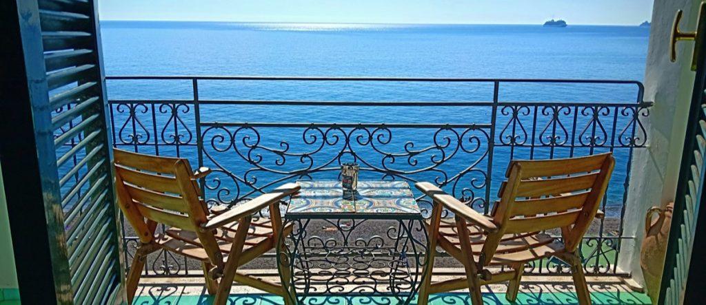 Lake Como & the Amalfi Coast