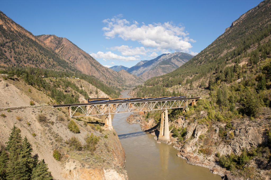 Rocky Mountaineer: First Passage to the West